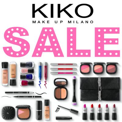 Kiko Sale up to 70% off