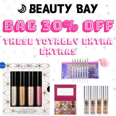 30% off selected Xmas Gifts or bag some beauties for yourself!